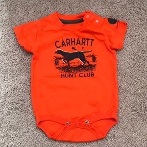 Carhartt onesie